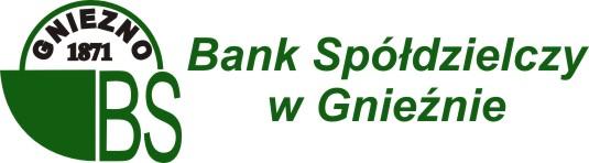 Strona główna - Bank Spółdzielczy w Gnieźnie